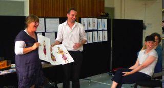 Talya Masel + Adam Gardnir - Design presentation