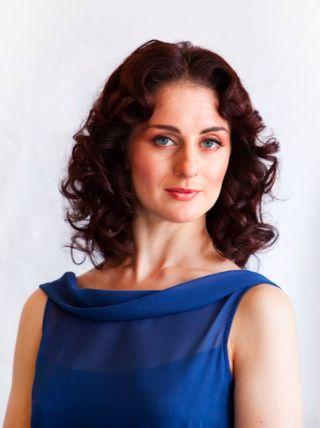 Small Elena Xanthoudakis in role of Eurydice (photo credit Bridget Elliot)
