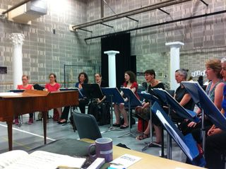 Pinchgut Woman's Chorus