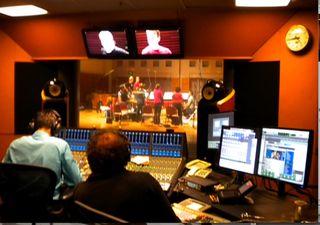 Lyle Chan, Bob Scott recording