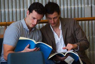 Andrew & Mark score