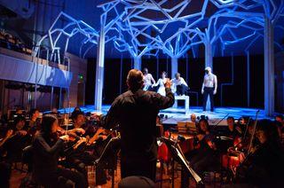 Antony & orchestra